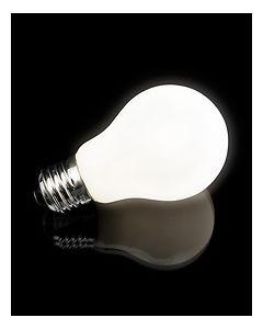Konstsmide LED peer E27 1,4w 7706-210 mat