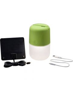 Konstsmide Assisi 7805-602 tafellamp groen