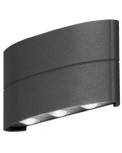 Konstsmide Chieri 7853-370 wandlamp zwart