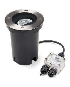 Konstsmide 7857-310 grondspot aluminium