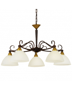 Eglo Medici hanglamp Traditional 85447 wit