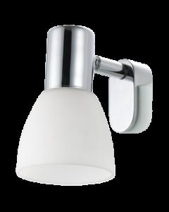 Eglo Sticker spiegellamp Style 85832 chroom wit