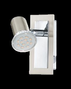 Eglo Rottelo LED wandlamp 90914 chroom