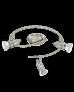 Eglo Magnum LED spot 92643 nikkel