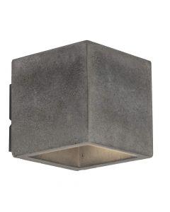 Brilliant Free 94336/70 wandlamp beton