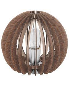 Eglo Cossano 94956 tafellamp bruin