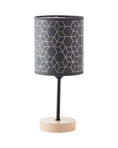 Tafellamp Galance 94966/76 zwart 31cm
