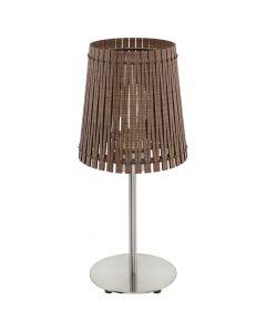 Eglo Sendero 96203 tafellamp bruin