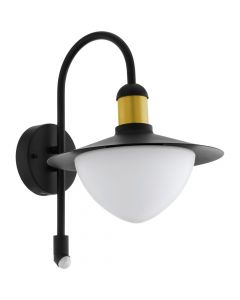Eglo Sirmione 97286 sensorlamp zwart