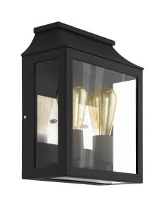 Eglo Soncino 97294 wandlamp zwart