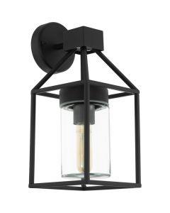 Eglo Trecate 97296 wandlamp zwart