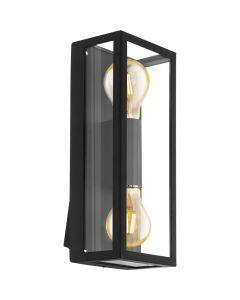 Eglo Alamonte 98273 wandlamp zwart