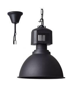 Hanglamp Blake zwart 39cm