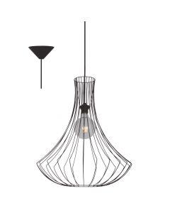 Freelight Blaze H3705Z hanglamp zwart