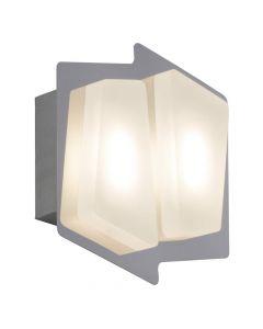 Brilliant Block G94455/15 wandlamp chroom