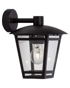Brilliant Riley 42382/06 wandlamp zwart