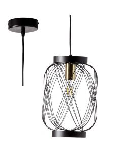 Brilliant Brogan 99178/72 hanglamp