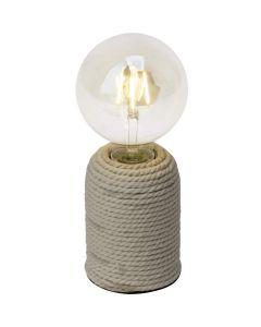 Brilliant Cardu 98843/09 tafellamp bruin