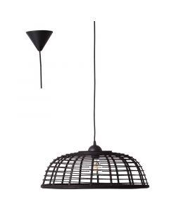Hanglamp Crosstown zwart 48cm