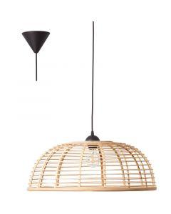 Hanglamp Crosstown bruin 56cm