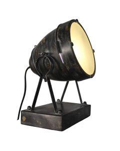 Brilliant Fenna 93685/06 tafellamp zwart