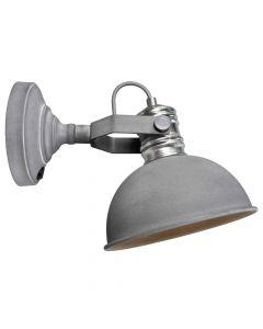 Brilliant Frieda 90111/70 wandlamp beton