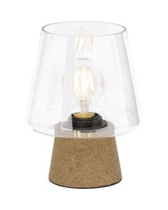 Brilliant Jensen 98961/00 tafellamp helder