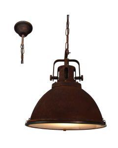 Brilliant Jesper 23770/55 hanglamp roest