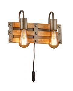 Trio Khan 205570267 wandlamp