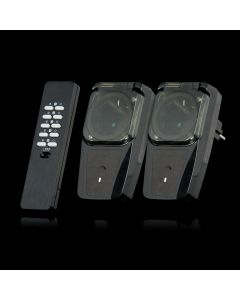 KlikAanKlikUit AGD2-3500R afstandsbediening + stekkerdoos schakelaars (buiten)