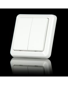 KlikAanKlikUit AWST-8802 draadloze wandschakelaar