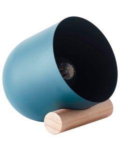 Tafellamp Koji blauw 20cm
