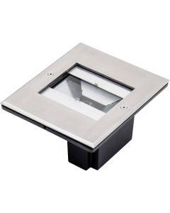 Konstsmide 12W LED 7962-310 grondspot staal