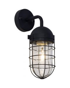 Brilliant Lundy 96292/63 wandlamp antraciet