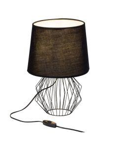 Brilliant Noris 54148/06 tafellamp zwart