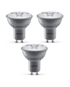 GU10 LED spot Philips 4,5w (35W) 36D 2700k dim 3st