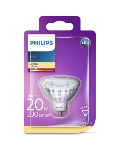 GU5.3 LED spot Philips 3w (20w) 2700k