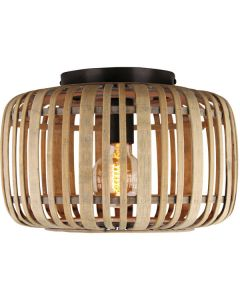Plafondlamp Treccia PL5410H rotan 34cm