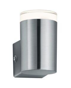 Wandlamp Aracati staal 8cm