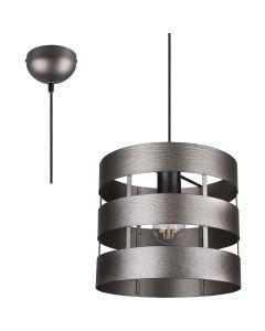 Hanglamp Duncan R30141067 staal 25cm