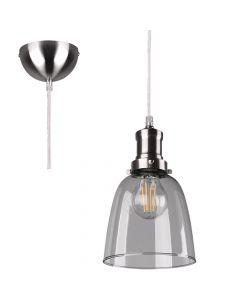Hanglamp Vita R30741007 staal 14cm