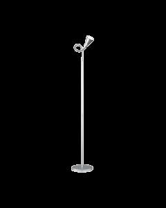 Trio Arras R42711187 vloerlamp zilver
