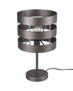 Tafellamp Duncan R50141067 staal 42cm