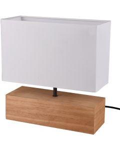 Tafellamp Woody R50181030 hout 30cm