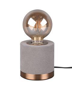 Tafellamp Judy R50691011 grijs 11cm