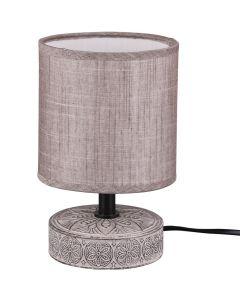 Tafellamp Marie R50980126 bruin 21cm