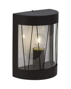 Brilliant Reed 44680/63 wandlamp zwart