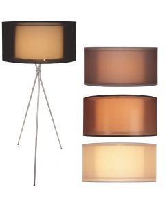 Freelight Treppiedi Organza S4039S vloerlamp