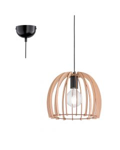 Trio Wood R30253030 hanglamp hout