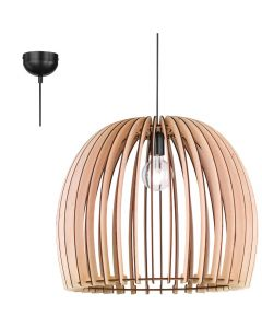 Trio Wood R30256030 hanglamp hout